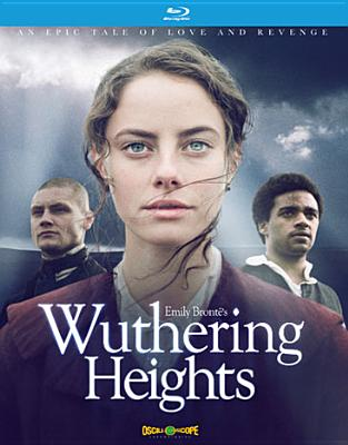 WUTHERING HEIGHTS BY ARNOLD,ANDREA (Blu-Ray)